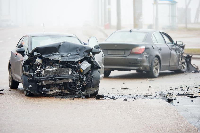 Verkehrsunfall in Österreich oder Italien